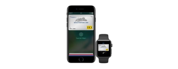 三井住友カードでApple Payを利用 設定や利用方法など
