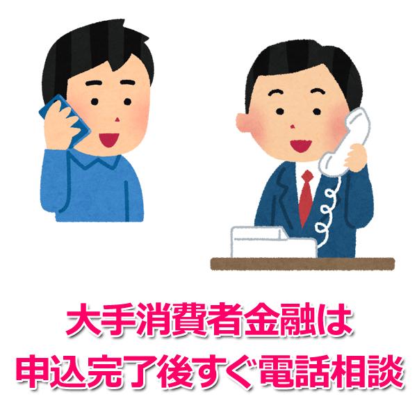 審査で「電話連絡なし」のカードローンはあるのか?