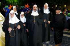 La comparsa de les monges