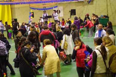 Festa disfresses carnestoltes poliesportiu000