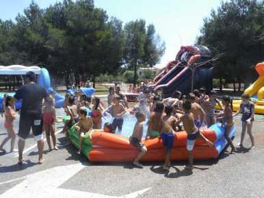 Jocs aquàtics escola Punta de n'Amer019