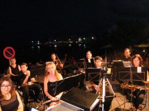 Festes S'Illot Banda de Música Sant Llorenç 22-08-2014 006