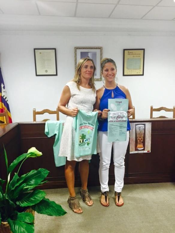 Rafela Riera i Alícia Duran