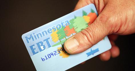 Activate EBT Card