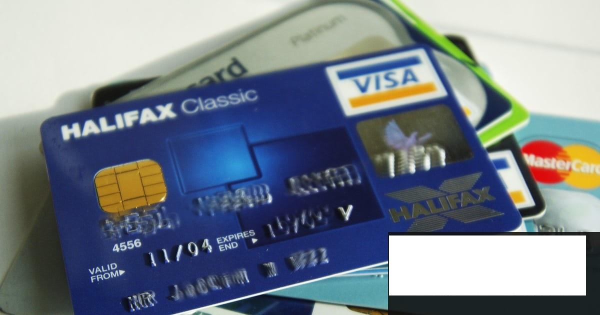 Halifax Credit Card Activation