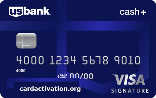 US Bank Credit Card Activation