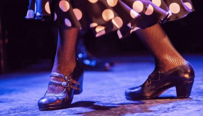 Resultado de imagen de tablao flamenco