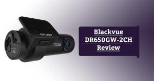 Blackvue DR650GW-2CH UK Review