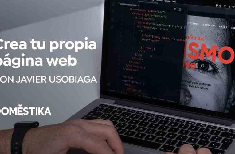 Diseño, desarrollo y publicación de una página web