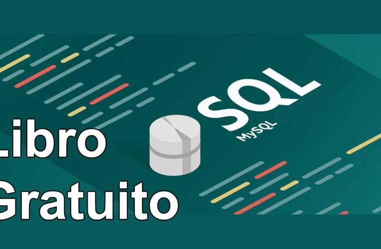 Libro gratuito: Notas de MySQL para profesionales