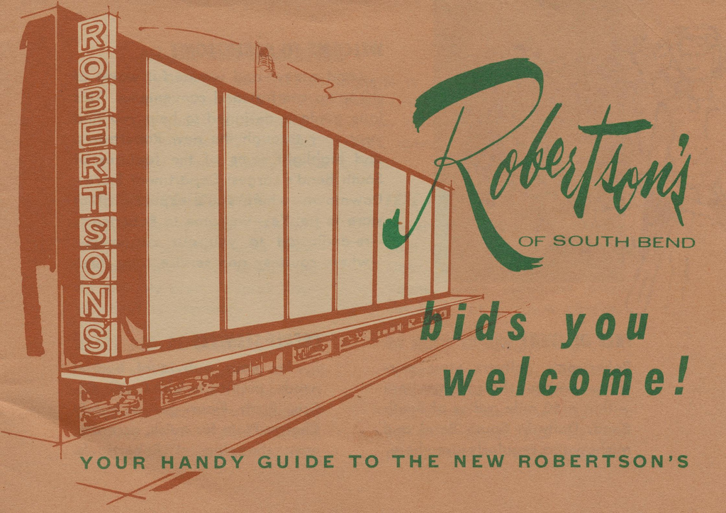 Robertson's Department Store – South Bend, Indiana