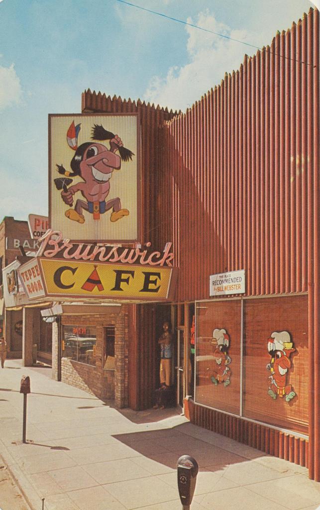 Brunswick Cafe – Coeur d'Alene, Idaho