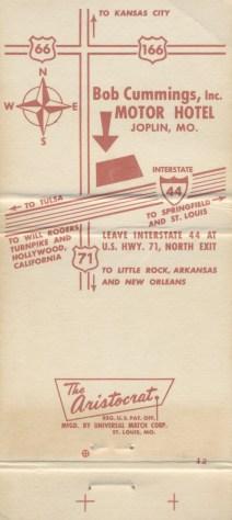 MO, Joplin - Bob Cummings Motor Hotel (3)