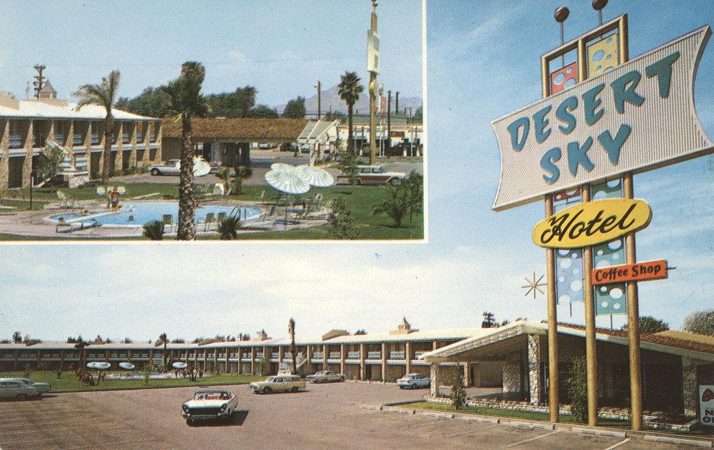 Desert Sky Hotel – Phoenix, Arizona