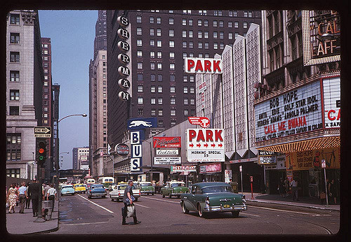 Greyhound Bus Station – Chicago, Illinois