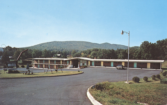 Big Dipper Motel – Roanoke, Virginia