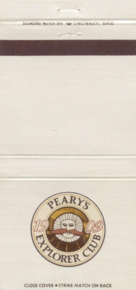 Peary's Explorer Club - Anchorage, Alaska