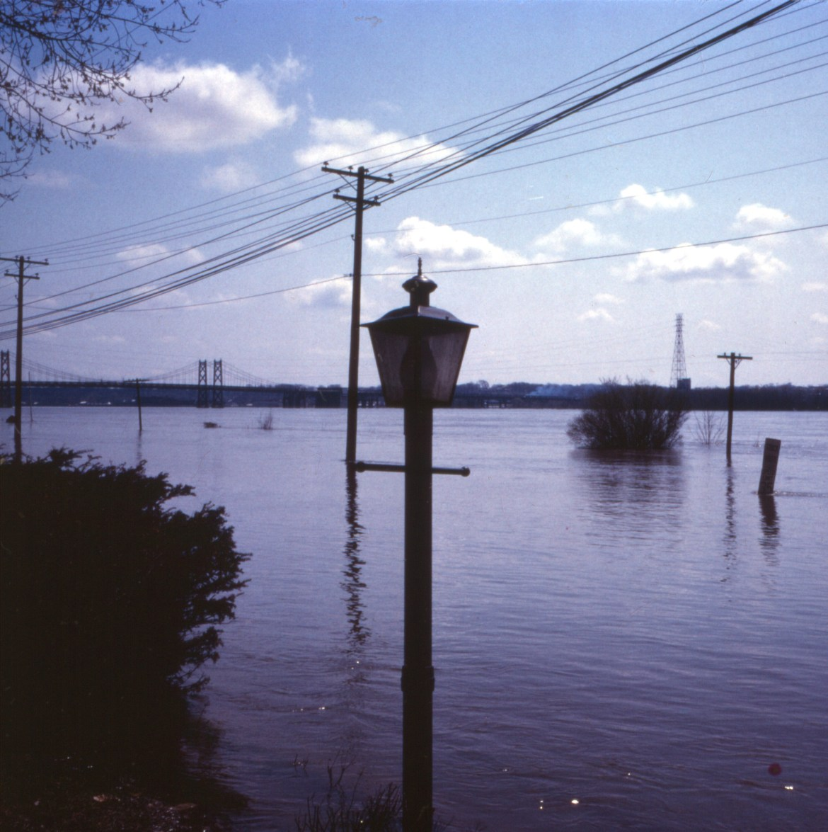 Flood Photo Friday: The Flood of '65