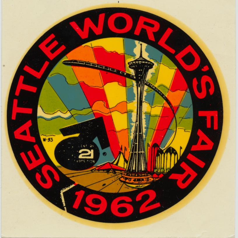 The 1962 Seattle World's Fair: Day 1