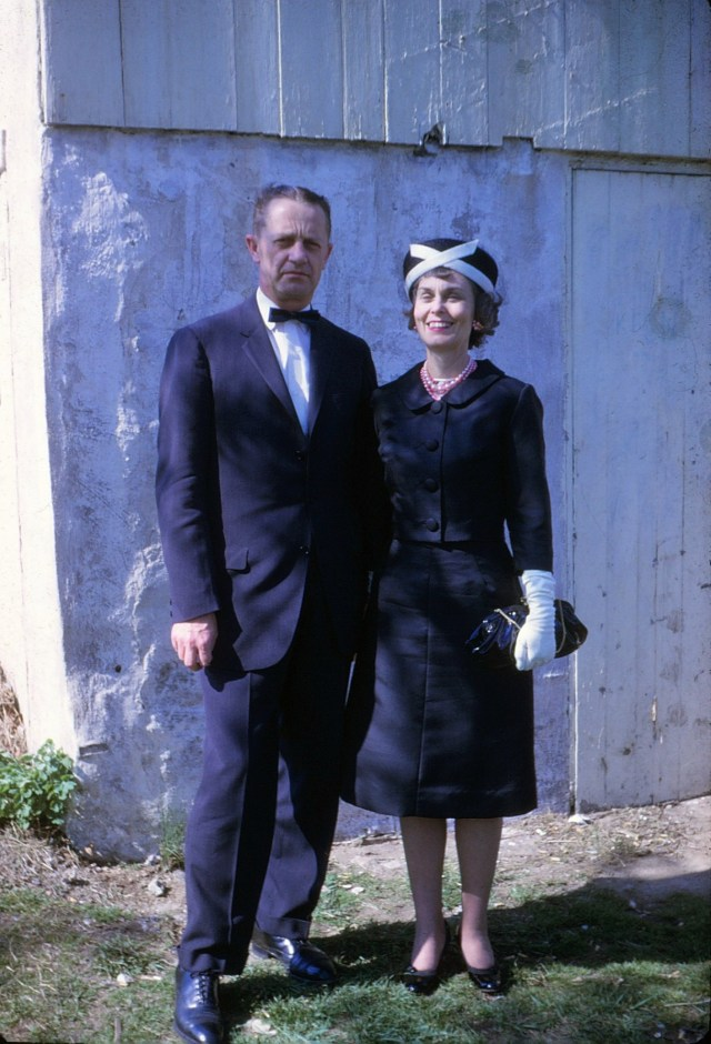 Easter, 1962 Bets and Ed
