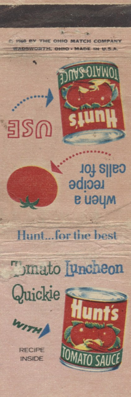 Tomato Luncheon Quickie, 1960 (1)