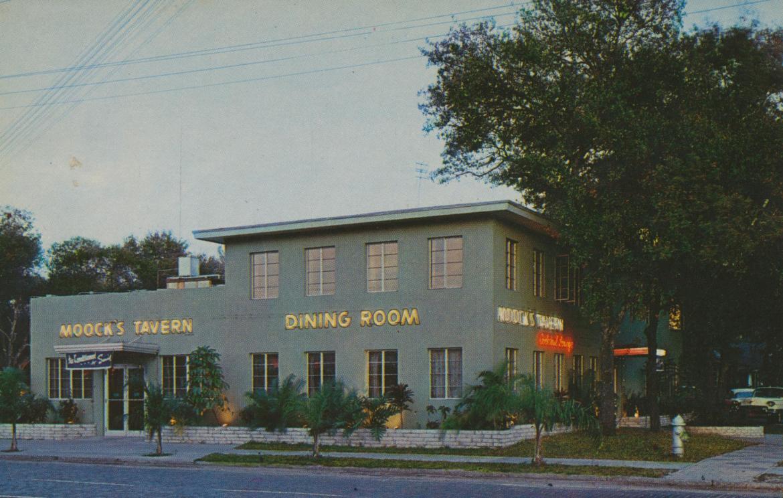 Moock's Tavern – St. Petersburg, Florida