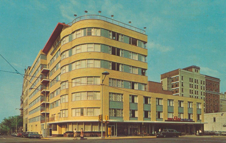 Park Motor Inn – Madison, Wisconsin