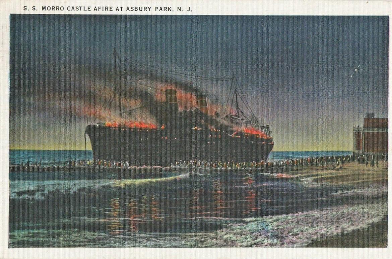 S.S. Morro Castle Disaster