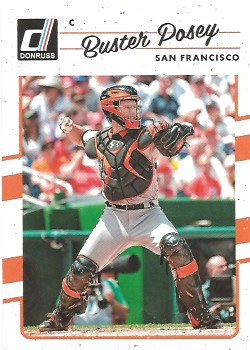 17 DO Buster Posey