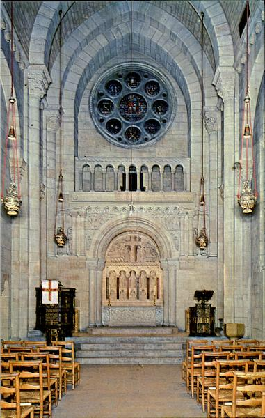 Christ Chapel Riverside Church New York City NY