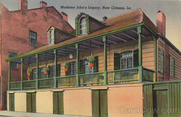 Madame Johns Legacy New Orleans LA