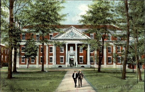 Roanoke College Salem VA