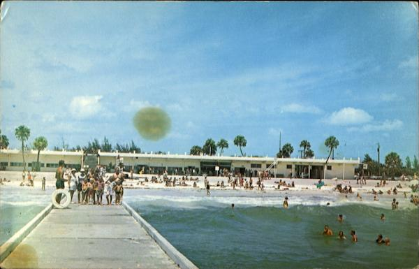 The Manatee County Public Beach Bradenton FL