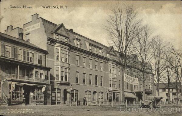 Dutcher House Pawling NY