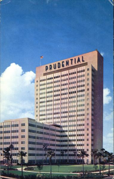 Prudential Building Jacksonville FL