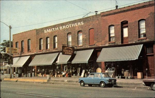 Smith Brothers General Store Clinton IA