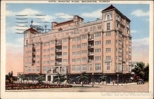 Hotel Manatee River Bradenton FL