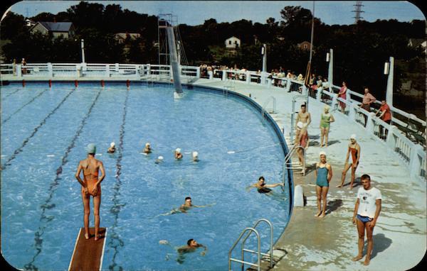 Dixon Memorial Pool