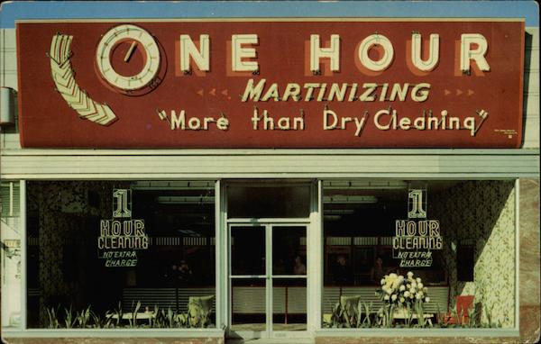 One Hour Martinizing Dry Cleaning Allentown PA