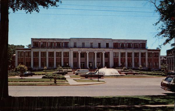 Rose Administration Building University Of Alabama