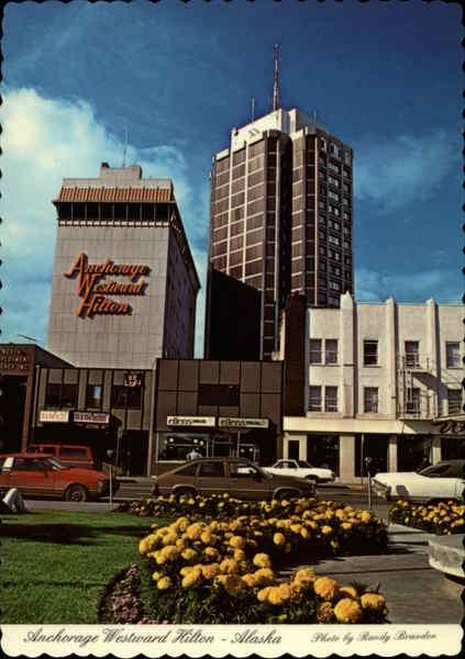 Anchorage Westward Hilton Alaska