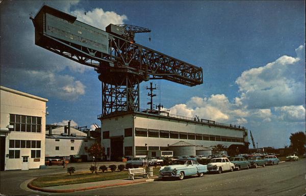 Hammer Head Crane Portsmouth VA