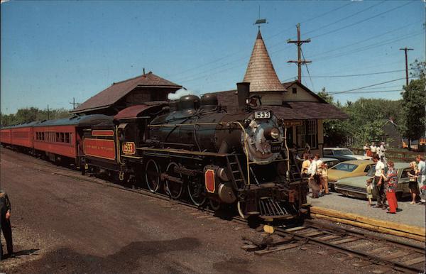 New Hope And Ivyland Railroad