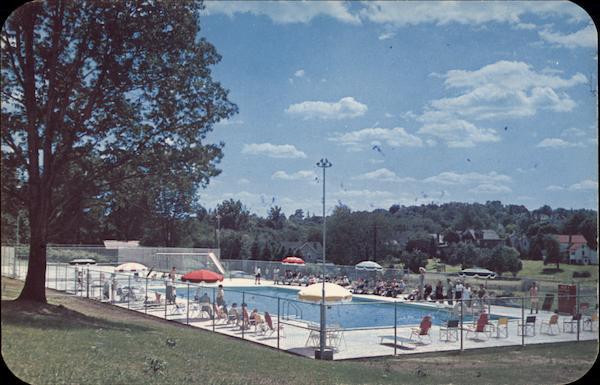 Swimming Pool Hotel Bader Spring Valley NY