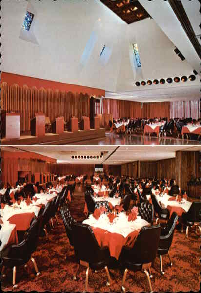 Andrews Air Force Base Officers Club Dining Room