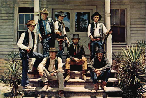 Group Of Distinguished Citizens Of Six Gun Territory