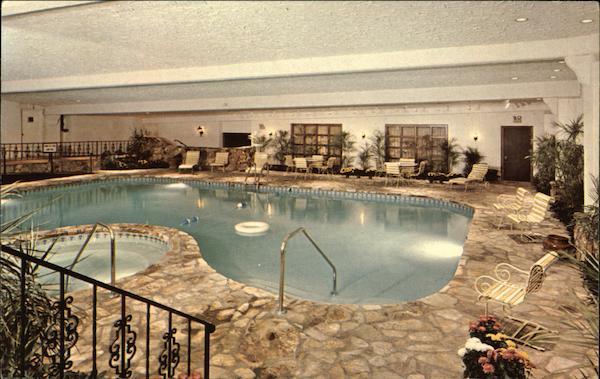 The Roosevelt Royale Pool Cedar Rapids IA