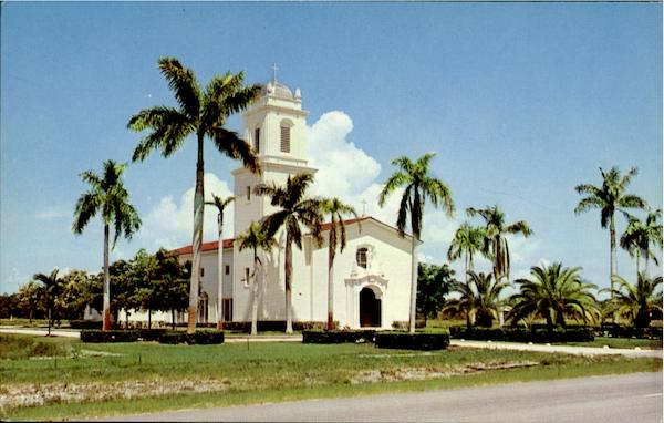 St Christophers Catholic Church Hobe Sound FL
