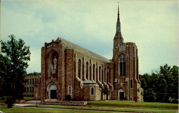Our Lady Of Grace Catholic Church Greensboro NC