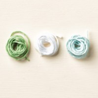 Painted Blooms Twine
